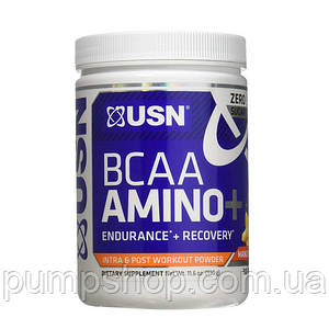 Амінокислоти USN Amino BCAA Plus 30 порц.