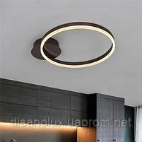 Светильник настенно-потолочный светодиодный накладной BL-935С/23W COF, фото 4