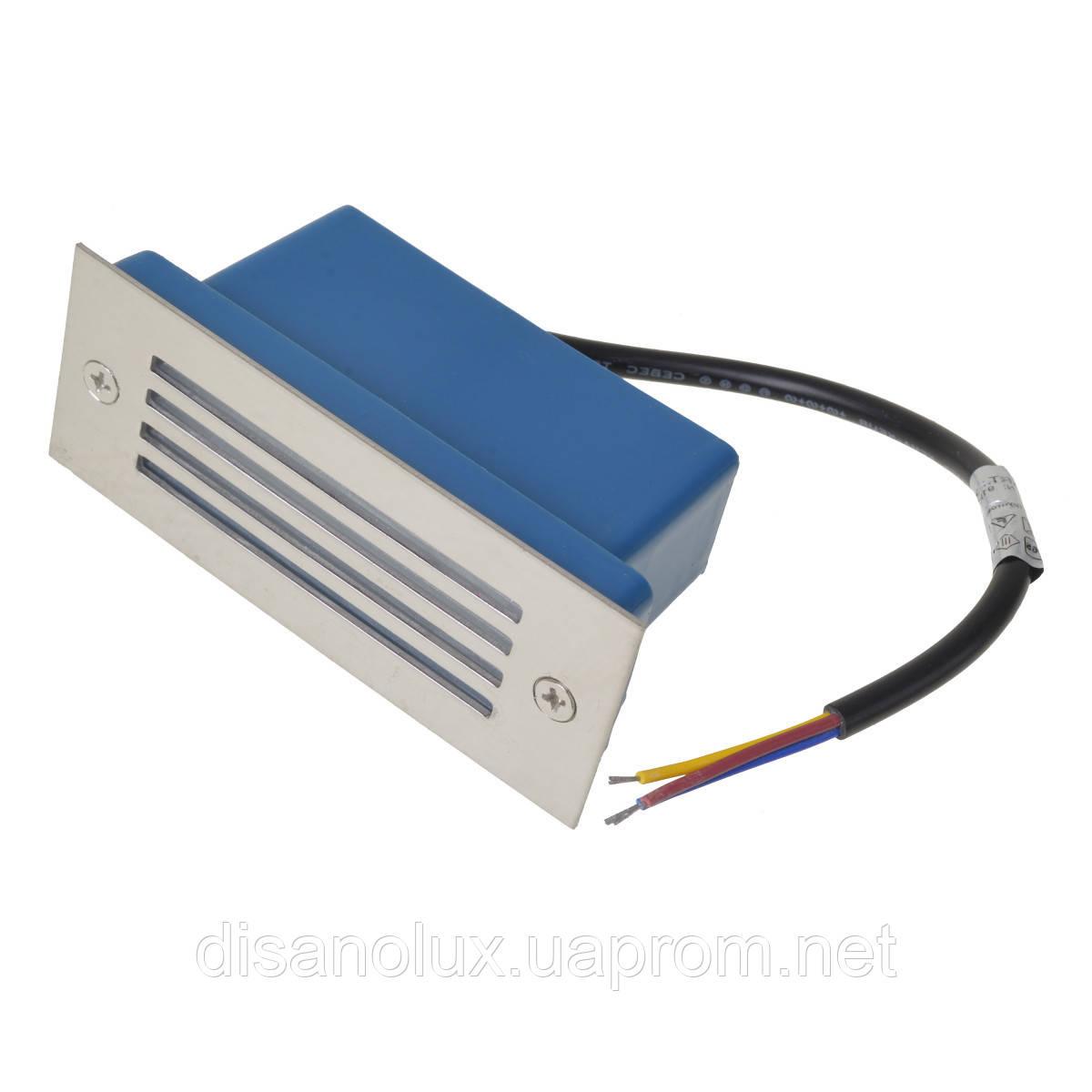 Светильник уличный грунтовой LED садовый встраиваемый IP65 LED 300G/3W СW