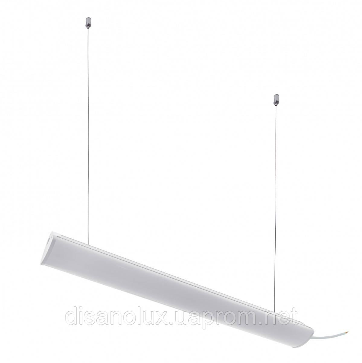 Светильник LED подвесной линейный офисный светодиодный FLF-16 K 20W NW