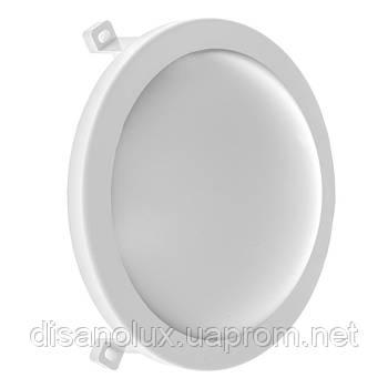 Светильник LED светодиодный накладной потолочный AL-14/12W CW IP54