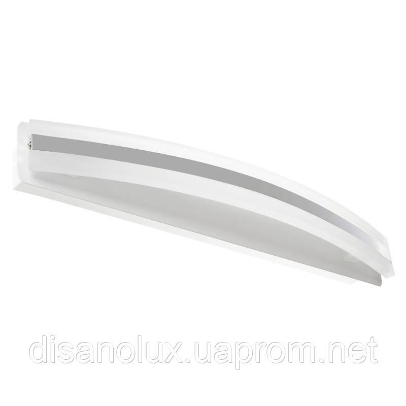 Светильник настенный накладной минимализм LED AL-502/8W NW WH IP20