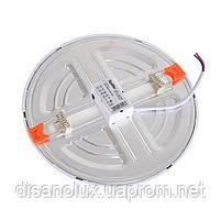 Светильник потолочный встроенный светодиодный LED-36R/15W NW led, фото 3