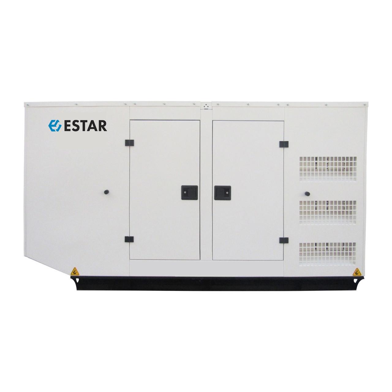 ⚡ESTAR ES125-RSA (100 кВт) + АВР (подогрев и автоматический запуск)