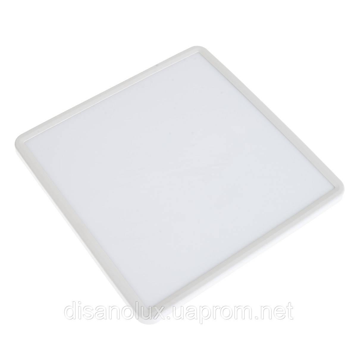 Светильник потолочный встроенный светодиодный LED-37R/20W NW led