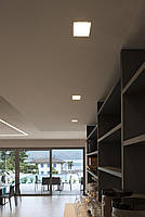 Светильник потолочный встроенный светодиодный LED-37R/20W NW led, фото 3
