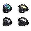 Маска-трансформер для лыжников и сноубордистов. Спортивные очки. Лыжная маска очки, фото 10