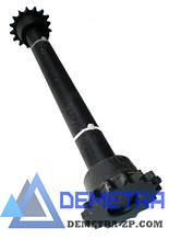 Вал соединительный КМС 09.000А для жатки КМС-6, КМС-8 (длинный 425 мм) Запчасти к жаткам КМС-8 КМС-6