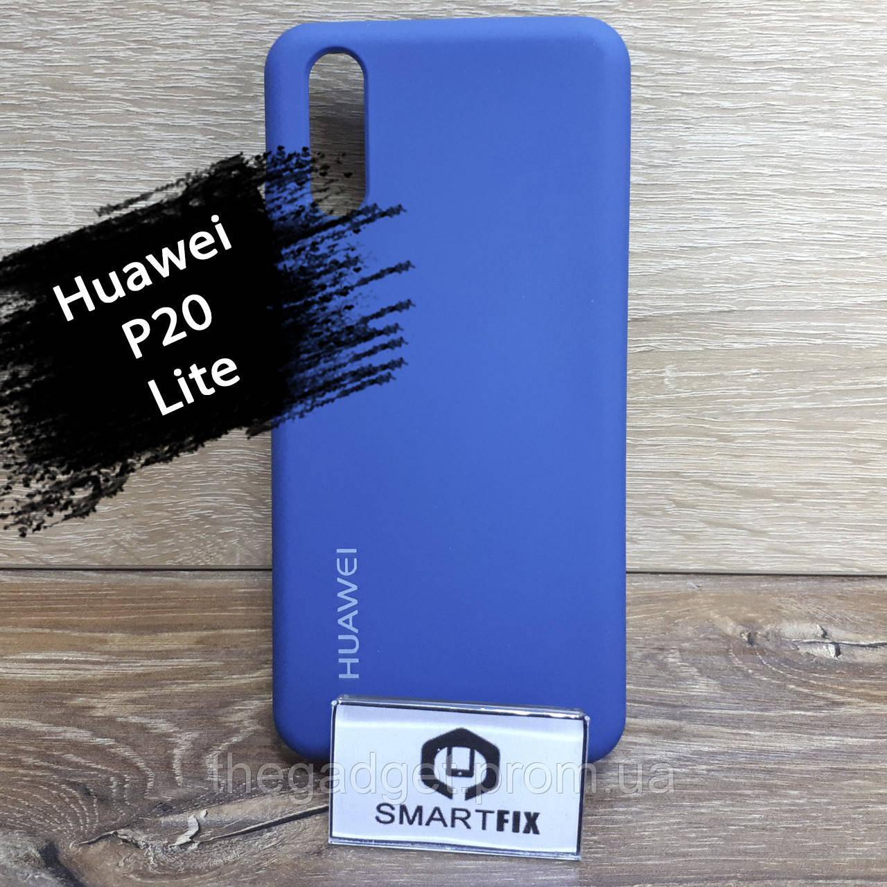 Силиконовый чехол для Huawei P20