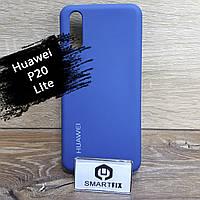 Силиконовый чехол для Huawei P20, фото 1