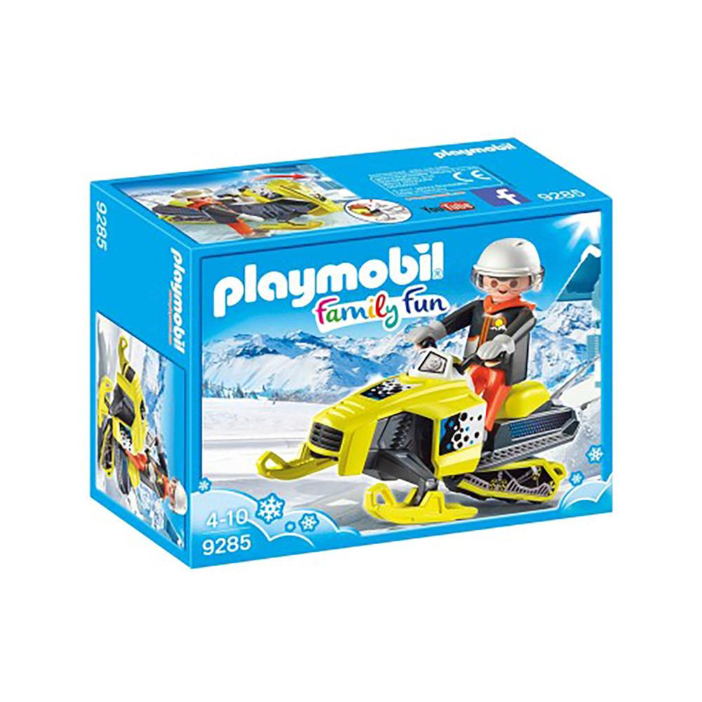 """Игровой набор """"Снегоход"""" Playmobil (4008789092854)"""