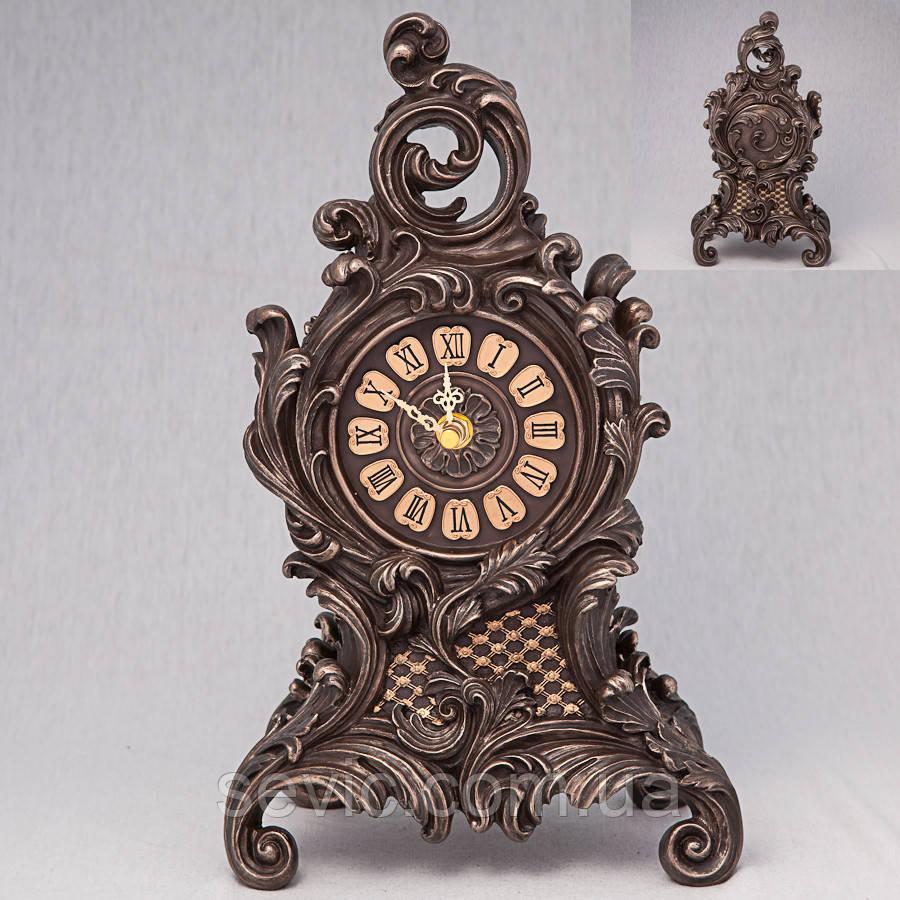 Часы настольные каминные Veronese 31 см 75924 V4