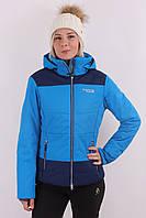 Женская горнолыжная куртка Running River 6021 Синий
