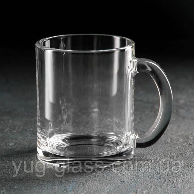 кружка стеклнная дл чая