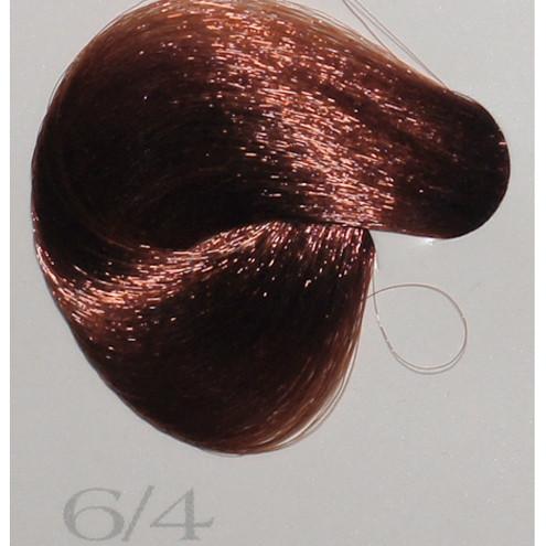 6/4 Vitality's Tone Тонирующая безаммиачная краска  краска - Медный темный блондин ,100мл