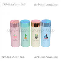 """Термос для горячих и холодных напитков """"Love"""" разные цвета, 230мл, 16х5,5см, термосы, термос для чая, фото 1"""