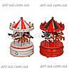 Карусель сувенирная музыкальная Magic комбинированные материалы, 18х11см, мелодия Laputa - Castle in the Sky,