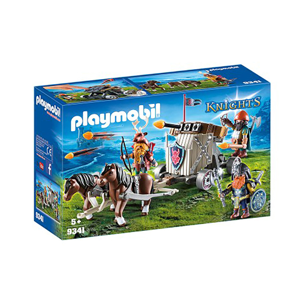 """Ігровий набір """"Баліста на кінній тязі"""" Playmobil (4008789093417)"""