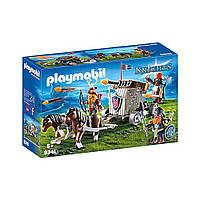 """Ігровий набір """"Баліста на кінній тязі"""" Playmobil (4008789093417), фото 1"""