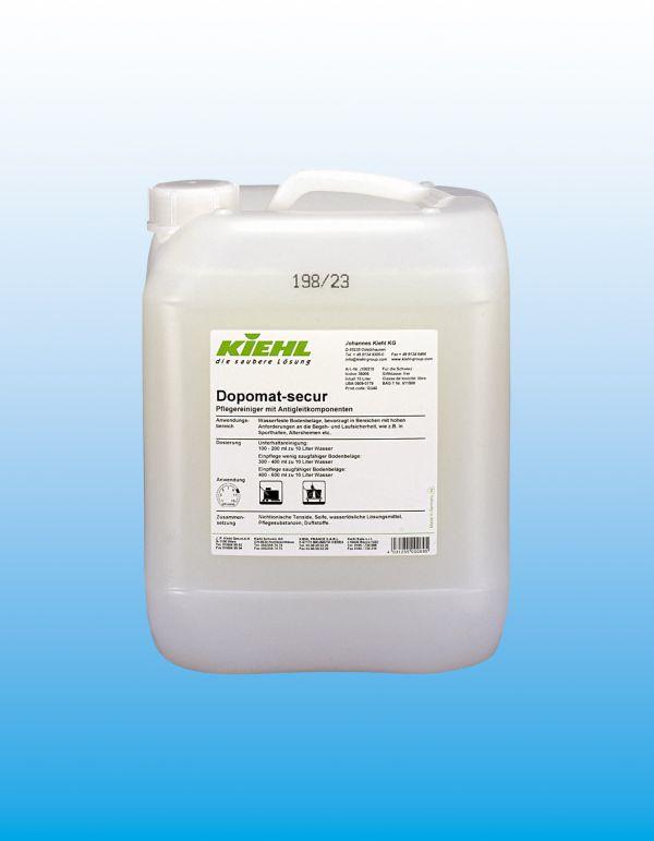 Dopomat-secur Средство для мех уборки с защитным и противоскользящим эффектом, 10 л Kiehl