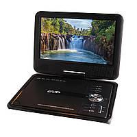 Портативный ТВ dvd-плеер  9-дюймовый TFT ЖК-экран цифровой мультимедийный, фото 1