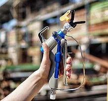 Пістолет для безповітряних фарбувальних апаратів Dino Power DP-600