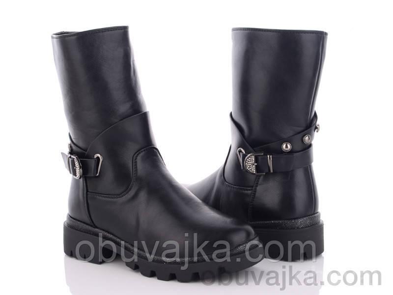 Зимняя обувь оптом Ботинки для девочек от фирмы KLF - Bessky(32-37)