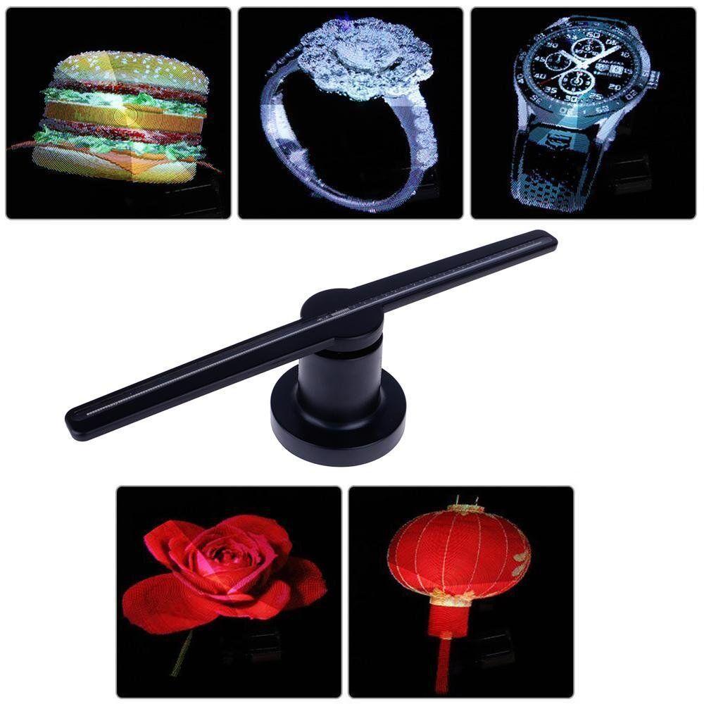 Светодиодный голографический проектор голограмма 3D