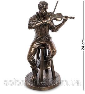 Статуэтка Veronese Скрипач 24 см 1906284