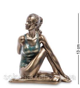 Статуэтка Veronese Йогиня 13 см 1905676