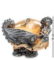 Статуетка Veronese Русалка з черепашкою 18 см 1901897