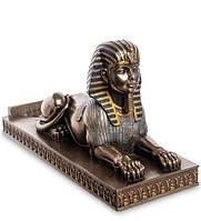Статуетка-тримач для пляшки Veronese Єгипетський сфінкс 31 см 1906364