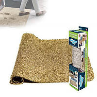 Супервбираючий придверні килимок Clean Step Mat для передпокою / під двері / для ніг, фото 1