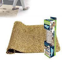 Супервпитывающий придверный коврик Clean Step Mat для прихожей / под дверь / для ног