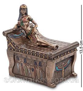 Шкатулка Veronese Клеопатра 13,5 см 1903942