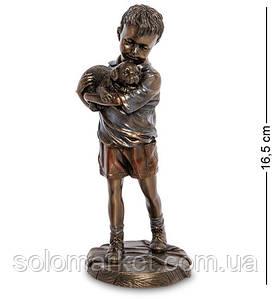 Статуэтка Veronese Мальчик с собакой 16,5 см 1906314