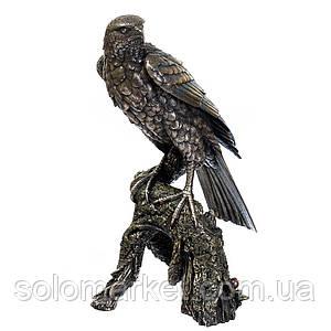 Статуетка Veronese Сокіл на гілці 77642A4