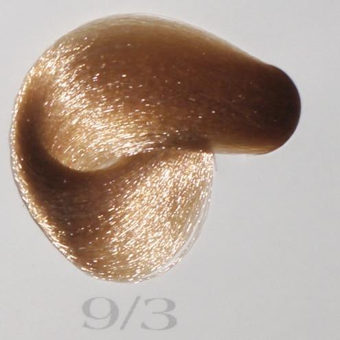 9/3 Vitality's Tone Тонирующая безаммиачная краска  краска - Супер светлый золотистый блондин ,100мл