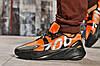 Кроссовки мужские Adidas Yeezy 700 оранжевые