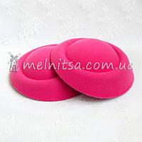 Основа для шляпки-таблетки 16 см, розовая