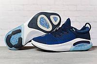 Женские спортивные кроссовки для бега и фитнеса Nike Joyride Run летние темно-синие кроссовки найк, фото 1
