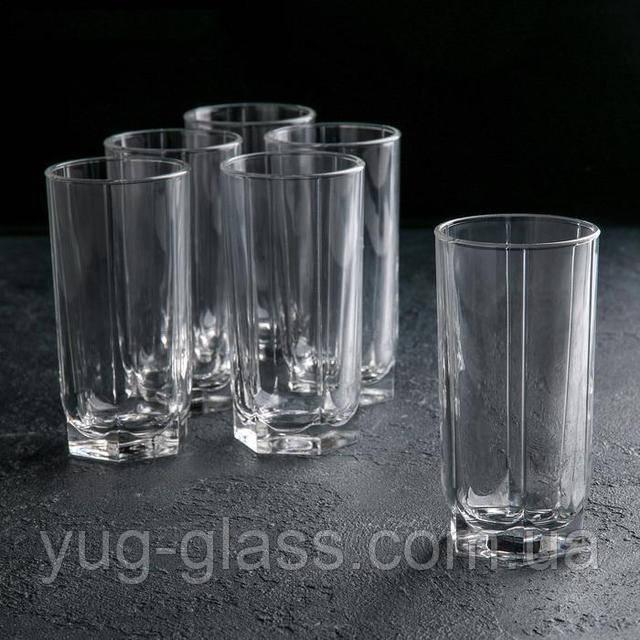Наборы высоких стаканов