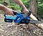 Аккумуляторная цепная пила Kraissmann 4000 AKS 18 Li, фото 7