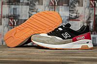 Кросівки чоловічі 16701, New Balance 1500, сірі, < 41 42 43 44 45 > р. 42-26,5 див.