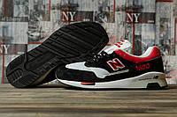 Кросівки чоловічі 16711, New Balance 1500, чорні, < 41 42 43 > р. 41-26,0 див.