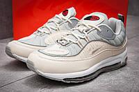 Кроссовки мужские 12675, Nike Aimax Supreme, бежевые, < 41 42 43 45 > р. 41-26,0см., фото 1