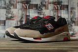 Кроссовки мужские New Balance 1500 черные, фото 2