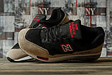 Кроссовки мужские New Balance 1500 черные, фото 3