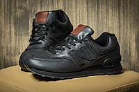 Кросівки чоловічі 17632, New Balance 574, темно-сірі, < 41 42 43 44 45 > р. 45-29,0 див.