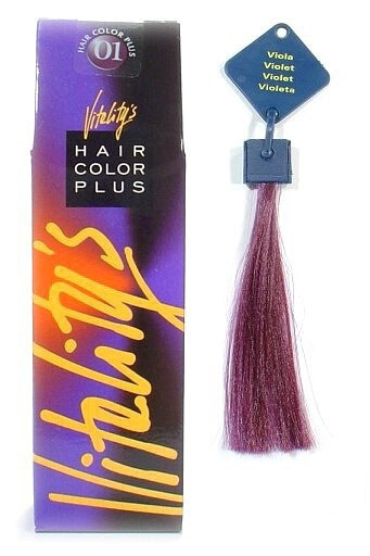 Vitality's Hair Color Plus Blue (фиолетовый), 100 мл